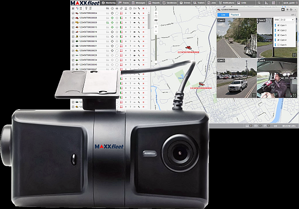 MAXXfleet Video Telematics
